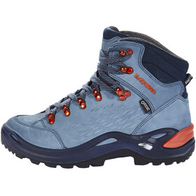 Lowa Renegade GTX 20 Mid Shoes Women iceblue/cooper